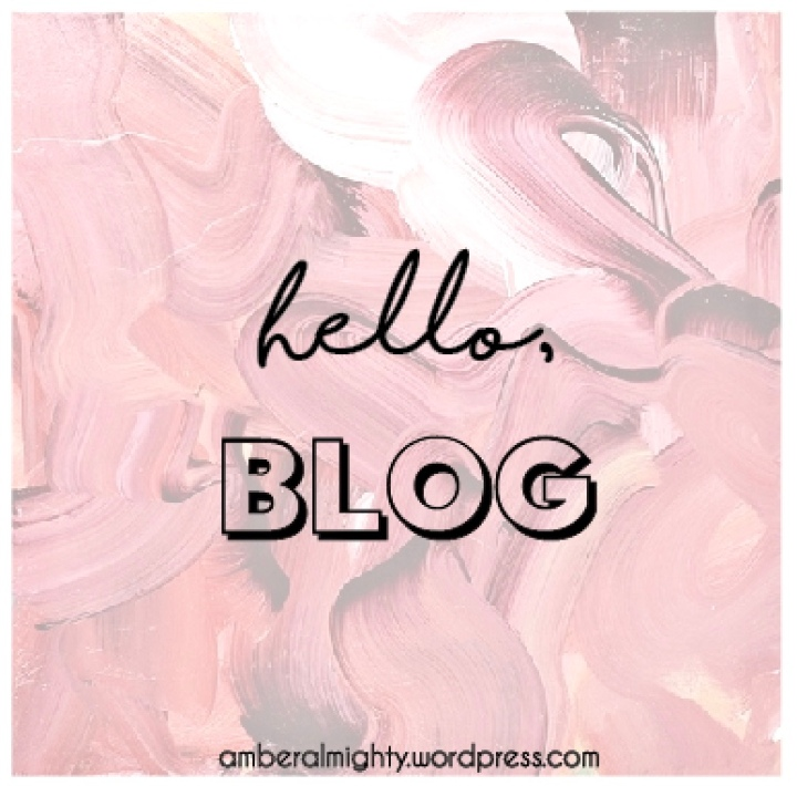 Hello, Blog