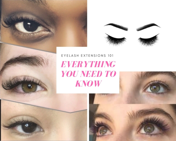 Eyelash Extensions 101: Everything You Should Know